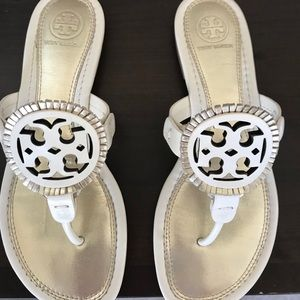 Tory Burch Shoes - Tory Burch Miller Fringe Sandals